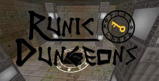 Runic Dungeons Mod para Minecraft 1.7.10
