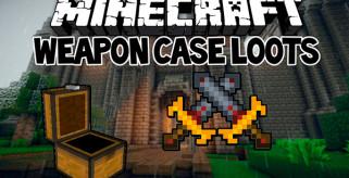 Weapon Case Loot Mod para Minecraft 1.7.10