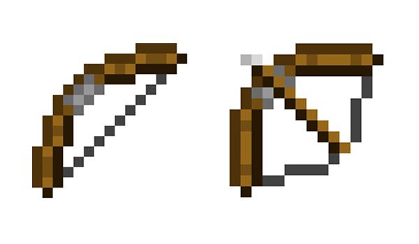 Cómo hacer un arco en Minecraft