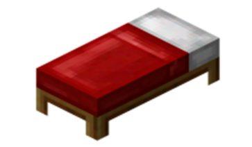Cómo hacer una cama en Minecraft