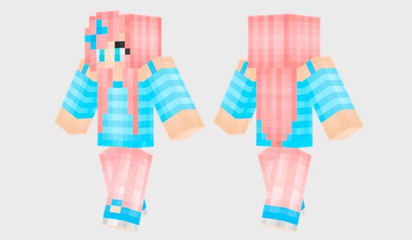 Candypop Skin para Minecraft