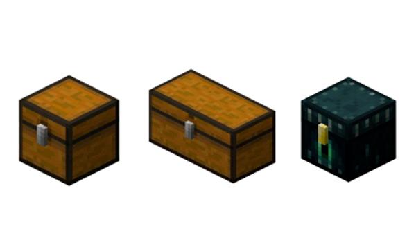 Cofre Minecraft
