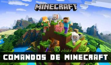 Comandos Minecraft