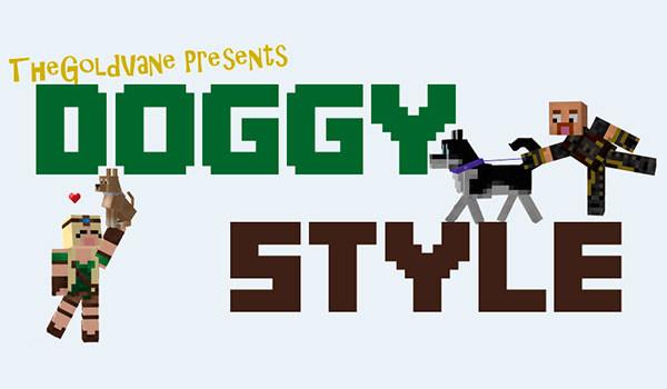DoggyStyle Mod para Minecraft 1.8