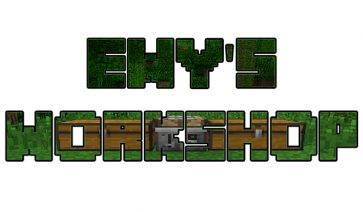Ewy's Workshop Mod para Minecraft 1.7.10