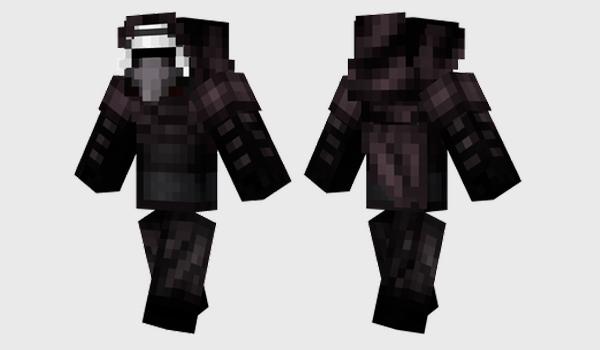 Kylo Ren Skin para Minecraft