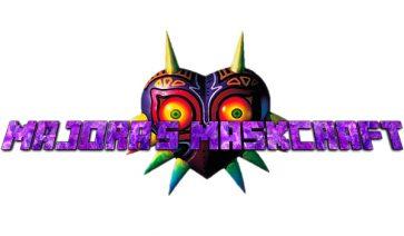 Majora's Maskcraft Mod para Minecraft 1.7.10