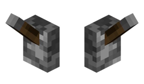 Palanca Minecraft