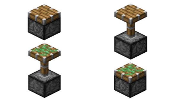 Cómo hacer un pistón en Minecraft