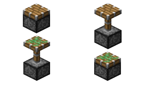Pistón Minecraft