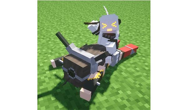 ShinColle Mod para Minecraft 1.7.10
