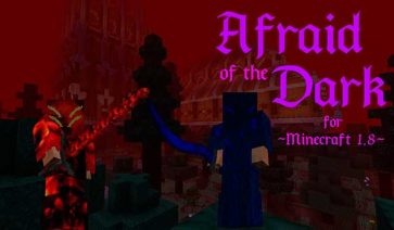 Afraid of the Dark Mod para Minecraft 1.8 y 1.8.9