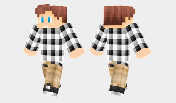 Plaid Boy Skin