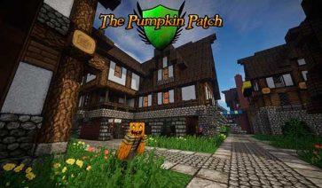 Pumpkin Patch Texture Pack para Minecraft 1.9 y 1.8
