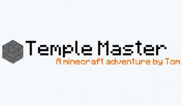 The Temple Master Map para Minecraft 1.11 y 1.10