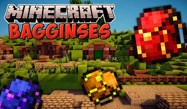 Bagginses Mod para Minecraft 1.9 y 1.9.4