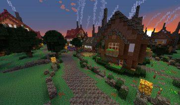 DustyCraft Texture Pack para Minecraft 1.12 y 1.11