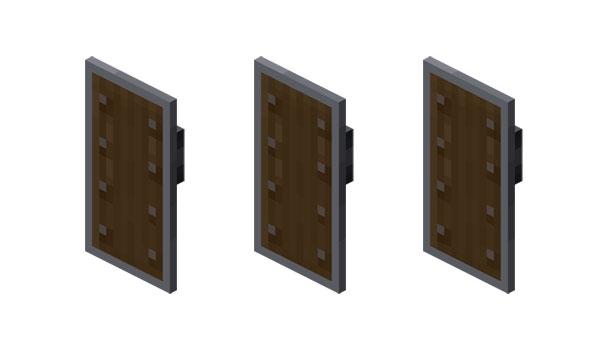Escudo Minecraft