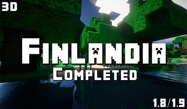 Finlandia Texture Pack para Minecraft 1.9 y 1.8
