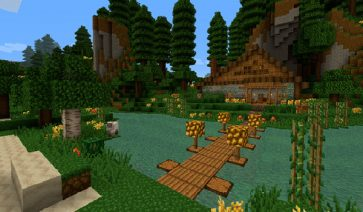 Fortune & Glory Jungle Ruins Texture Pack para Minecraft 1.10 y 1.9