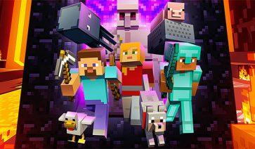 Minecraft Windows 10 Edition y Pocket Edition pronto tendrán acceso a Minecraft Realms.