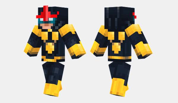 Nova Skin para Minecraft