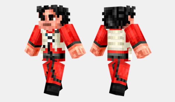 Poe Dameron Skin para Minecraft