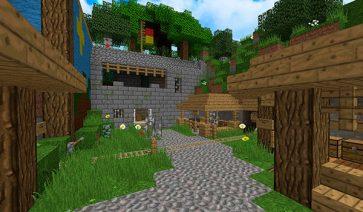 Ragecraft Faithful Texture Pack para Minecraft 1.11 y 1.10