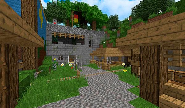 Ragecraft Faithful Texture Pack para Minecraft 1 11 y 1 10