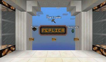 Replica Map para Minecraft 1.12 y 1.9