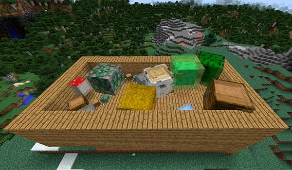 Slime Compendium Mod para Minecraft 1.9