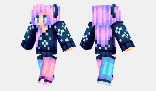 Stardust Skin para Minecraft