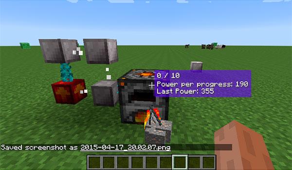 Aura Cascade Mod para Minecraft 1.9