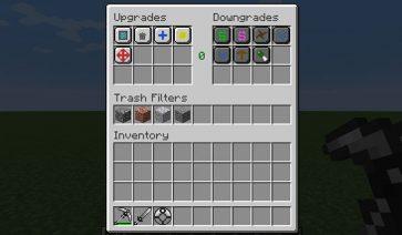 Modular Tools Mod para Minecraft 1.9