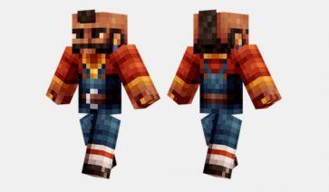 Mr. T Skin para Minecraft