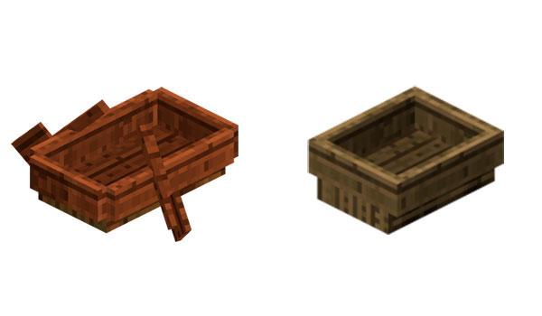 Tecno Rasee: Un barco en Minecraft