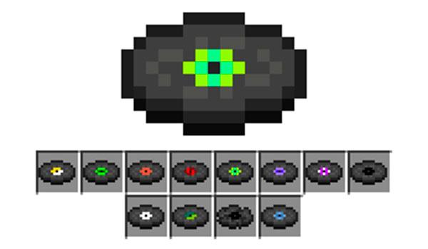 Discos Minecraft