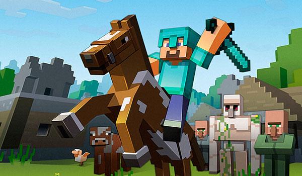 Ya hay fecha para la película de Minecraft.