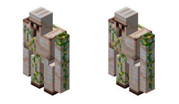 Golem de hierro Minecraft