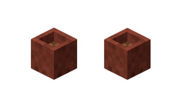 Cómo hacer una maceta en Minecraft