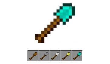 Cómo hacer una pala en Minecraft