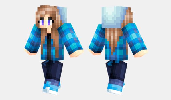 Simply Plaid Skin para Minecraft