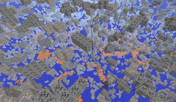 X-Ray Mod para Minecraft 1.10 y 1.10.2