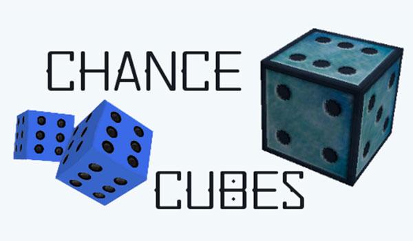 Chance Cubes Mod para Minecraft 1.10 y 1.10.2