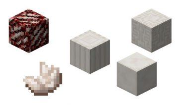 Cuarzo Minecraft