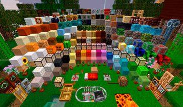 Forgotten Lands Texture Pack para Minecraft 1.10 y 1.9