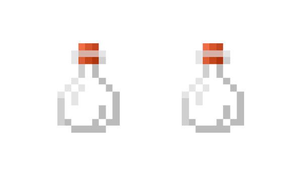 Cómo hacer frascos en Minecraft