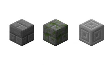 Ladrillos piedra Minecraft