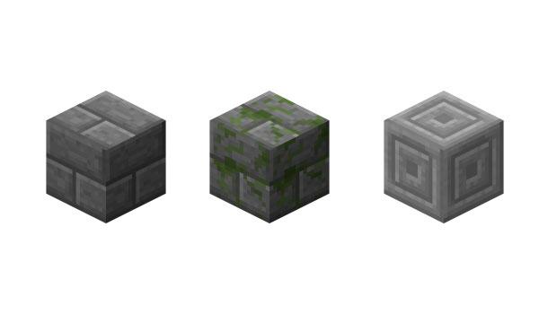 Cómo hacer ladrillos de piedra en Minecraft