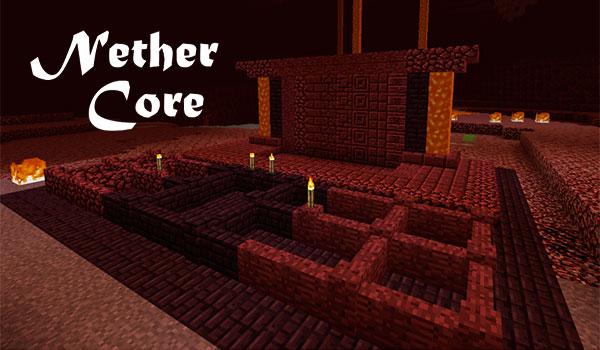 Nether Core Mod para Minecraft 1.10.2